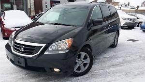 2010 Honda Odyssey Touring - 8 PASS! NAV/CAMERA/DVD!