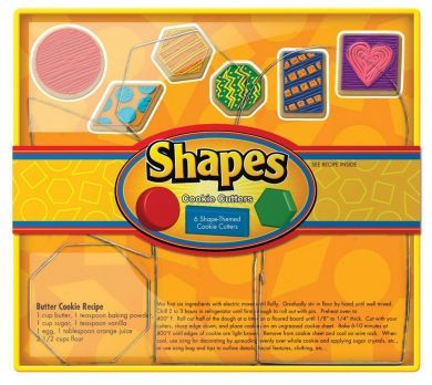 Shapes Cookie Cutter Set