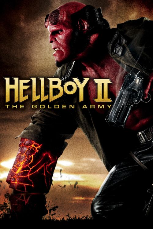 Hellboy II: The Golden Army 2008 full Movie HD Free Download DVDrip