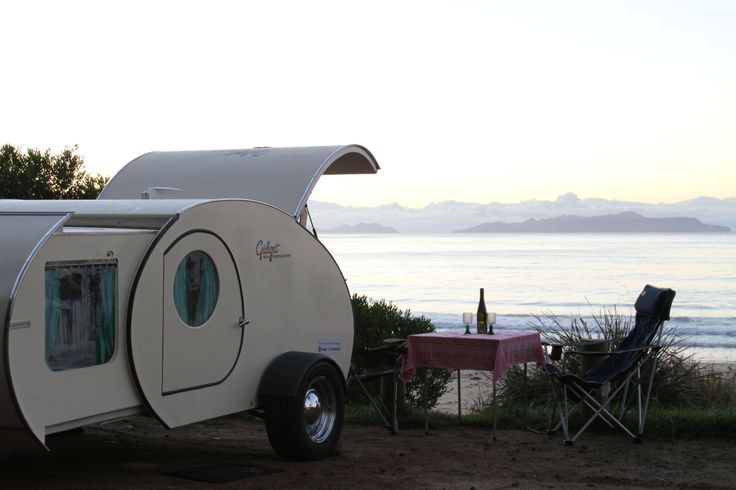 gidget teardrop campers | Gidget Retro Teardrop Camper goes to Freycinet National Park, Tasmania ...