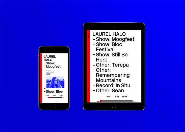 In cooperation with Bureau Mirko Borsche we developed the a fully responsive website for the Michigan based DJane Laurel Halo. The minimalistic, typographic based designed was enriched with vivid hover css animations / hover effects and fluent user interactions. The responsive typohraphy adapts to each screen size, to give a consistent look. Page transitions load [...]