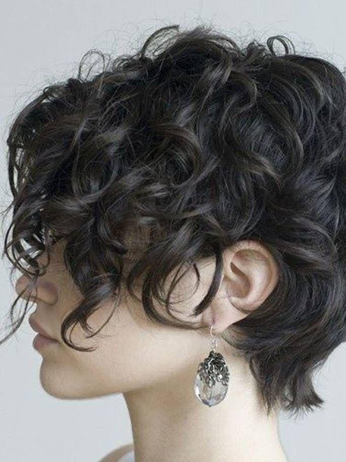 20 idées de coupes pour toutes celles qui ont les cheveux bouc... | Cheveux courts, Cheveux ...