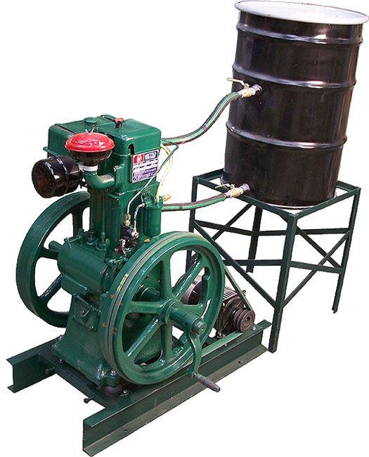 Lister Diesel Generator 3,000 Watt