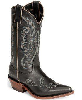 Ковбойские женские сапоги Nocona Legacy Western Boots