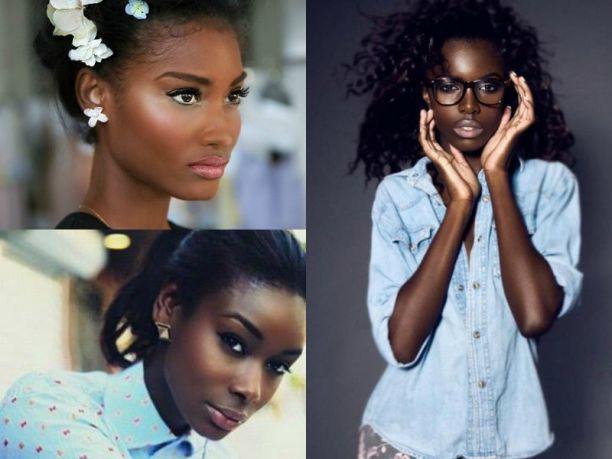 I colori che valorizzano la pelle scura o molto scura