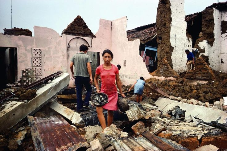 Pictures of Everyday Life in Nicaragua from 1978-79