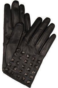 Valentino SALE $325 Rockstud Noir gloves 7.5 NWT