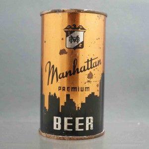 manhattan premium beer