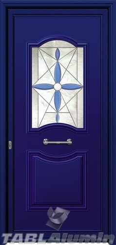 Πόρτα έτοιμη προς τοποθέτηση, για κύρια είσοδο πολυκατοικίας, πόρτα αλουμινίου με τζάμι, σε επιθυμητή διάσταση, ΑΠΟΣΤΟΛΗ ΣΕ ΟΛΗ ΤΗΝ ΕΛΛΑΔΑ.