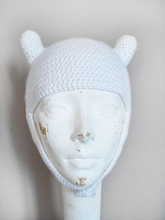 Finn Hat (Adventure Time) Crochet Pattern