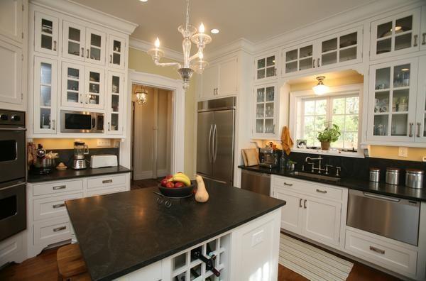 Trendlet Honed Black Granite Countertops Lohud Real