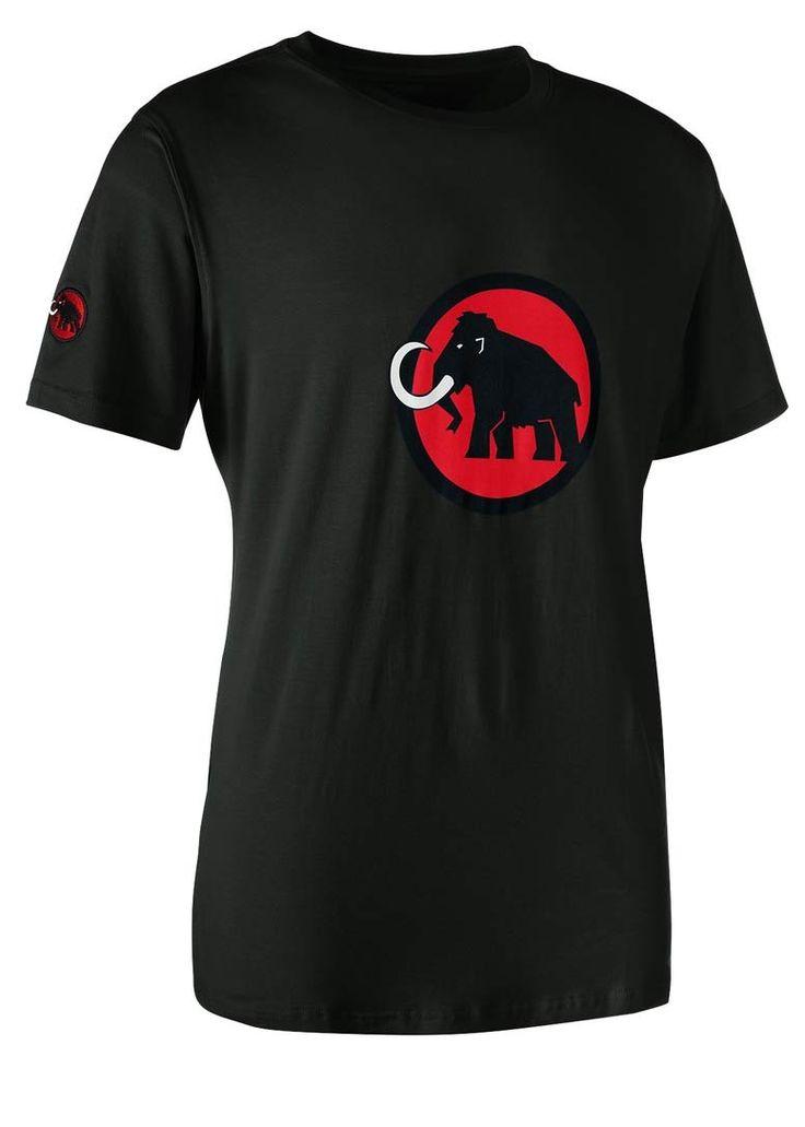 m mammut logo t-shirt manche courte homme mammut