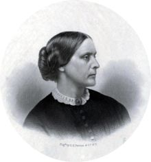 Susan Brownell Anthony (February 15, 1820 – March 13, 1906) was a prominent American civil rights leader who played a pivotal role in the 19th century women's rights movement to introduce women's suffrage into the United States.