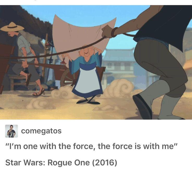 The new Star Wars movie looks great! Rogue One, Star Wars, Chirrut Imwe