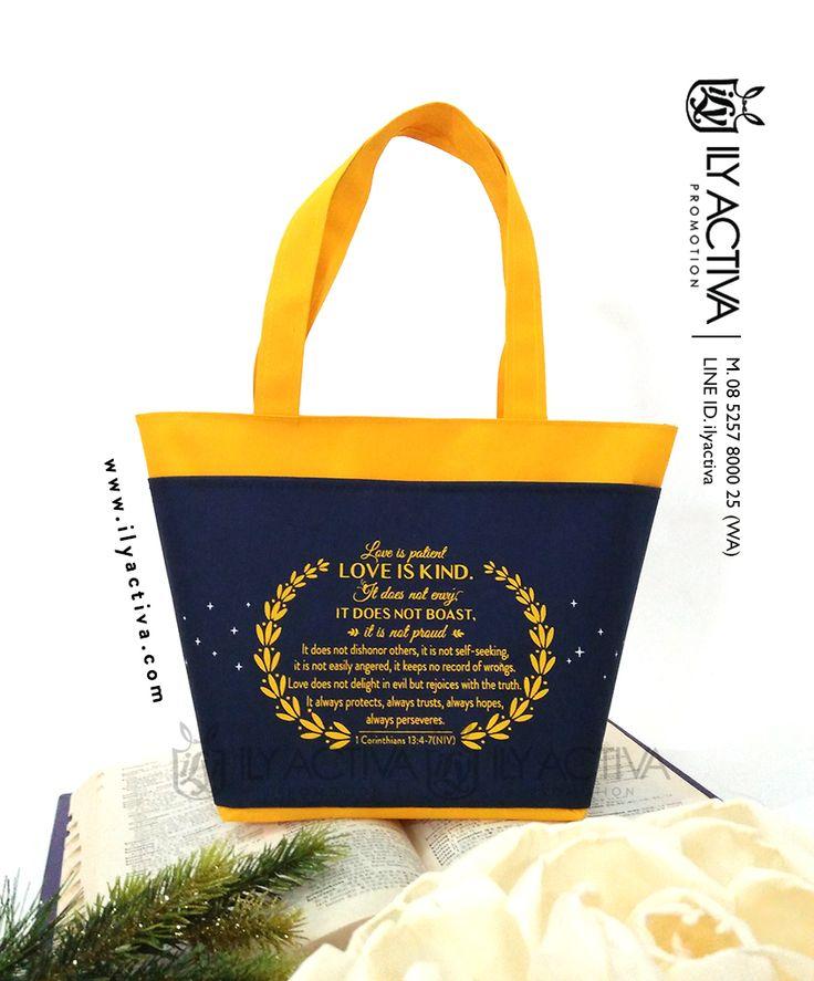 Goodie Bag -- Bpk Jacob, Jakarta