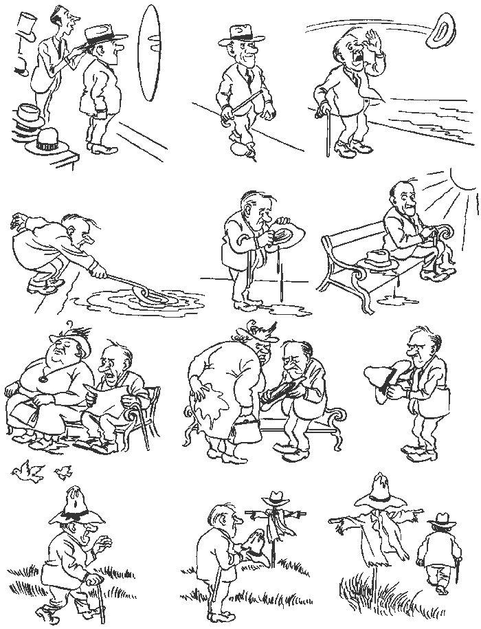 Комикс как рассказ в картинках сын