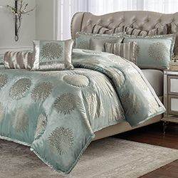 Bedding | Michael Amini Furniture Designs | Amini.com. Jane SeymourComforter Furniture ...