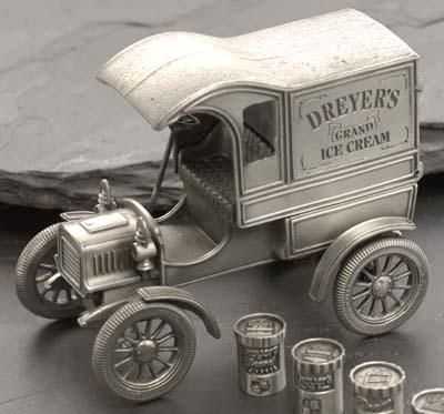 Tortolani Custom Replica: Antique Dreyers Ice Cream Truck ... Shift+R  Improves