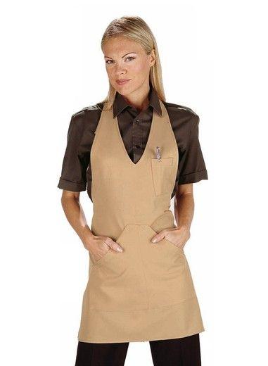 Униформа для официантов - Фартук для официанта арт. 5004