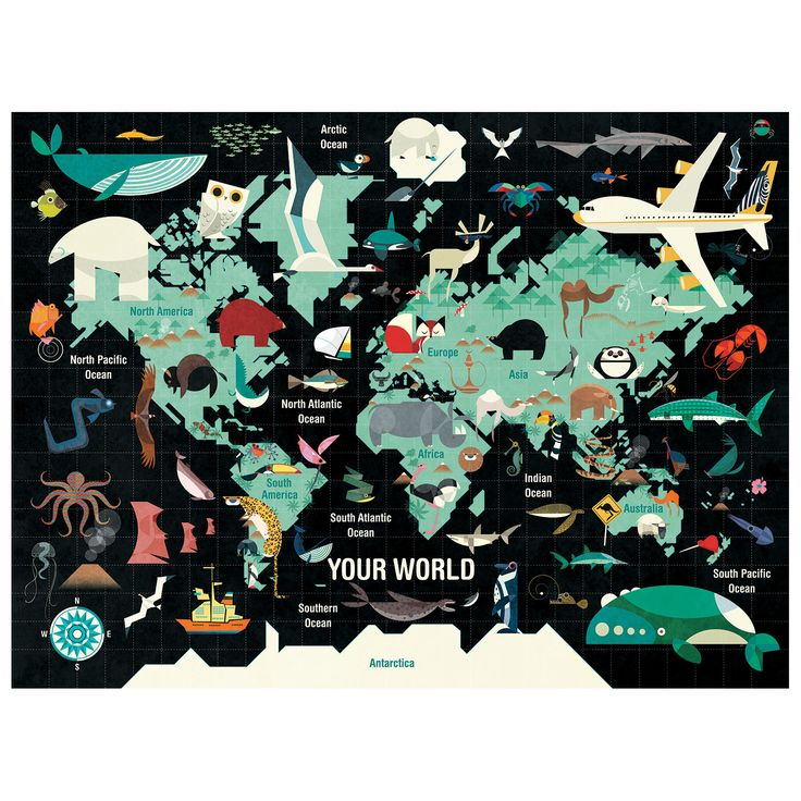 Your World 1000 Piece Puzzle 36 best