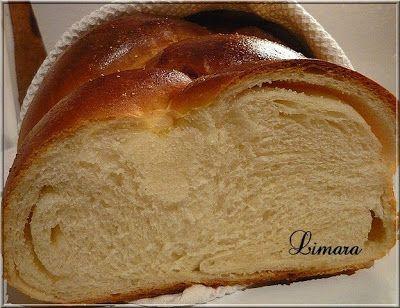 Limara péksége: Sós foszlós kalács