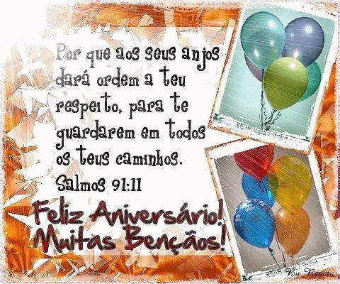 frases e imagens de aniversário | Mensagem de Aniversário Evangélica - Dicas e Modelos | Mensagens ...