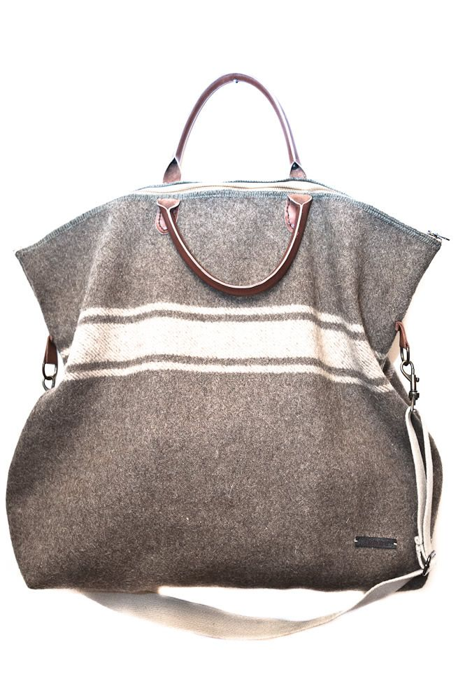 What a great  Pendleton  looking bag, I have a black and white one and a clutch, Im going to have to take a look at this one too if the like is good~RP~