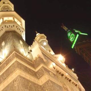 Masjidil Haram, Makkah. Photo credit : Amireza Khalid