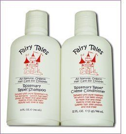 Fairy Tales Rosemary Repel Shampoo and Conditioner Set - 32 oz Each by Fairy Tales. $35.80. Shampoo and Conditioner. 32 oz each bottle.. A great combo of Fairy Tales Rosemary Repel shampoo and conditioner. Both use pure rosemary, tea tree and lavender oils to help repel lice and other insects from the hair naturally and safely.. Loaded with vitamins and minerals this great shampoo contains no harsh chemicals so its mild enough to use everyday.. The natural organic ingredients in ...