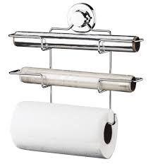 D.mix Tudo para Organizar - Suporte para papel toalha/aluminio/pvc Future Praticita  (ventosa extra forte)