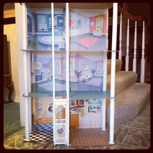 51 best barbie images on pinterest childhood memories Elevator townhomes