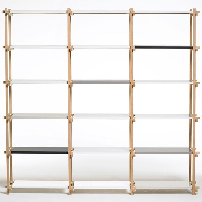 i can see making something similar with the IVAR from ikea..
