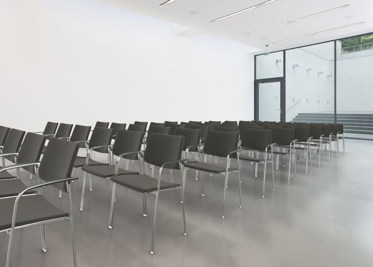Those Who Have The Choice Will Choose The Best: Brunner First Choice    Versatile,. Stacking ChairsSword