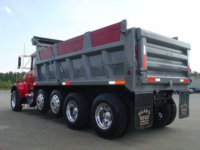 dump trucks for sale | duty truck for sale used 2001 kenworth w900s heavy duty truck for sale ...