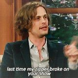 Matthew on The Late Late Show with Craig Ferguson
