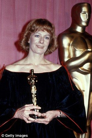 Vanessa Redgrave, pictured at the 1978 Oscars, took aim at 'Zionist hoodlums' in her Best Supporting Actress acceptance speech