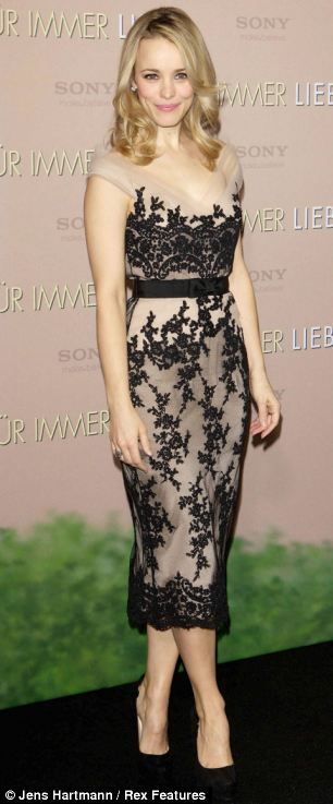 Rachel McAdams is elegant and pretty ♥