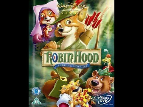 فيلم الكرتون Robin Hood مدبلج بالمصرى اون لاين
