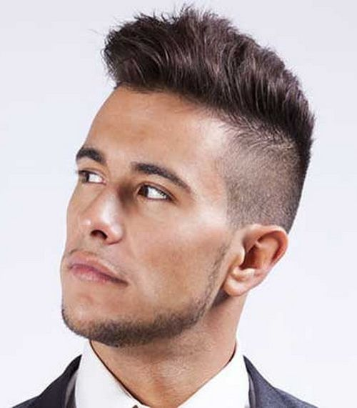 Peachy 1000 Images About Mohawks On Pinterest Men39S Hairstyle Men39S Short Hairstyles Gunalazisus