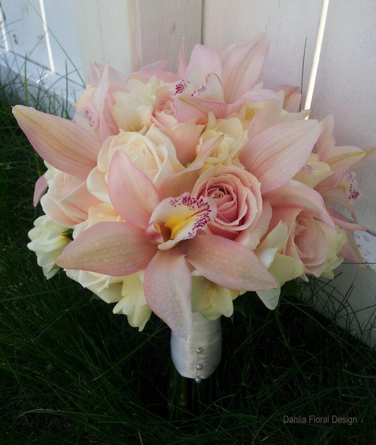 Pale Pink Wedding Flower Bouquets: 275 Best Images About Bridal Bouquets 9 On Pinterest