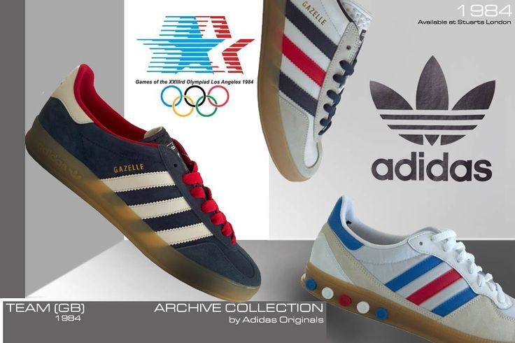 Adidas Originals - Team GB - Limited Edition Collection launched to celebrate the London Olympics. Stock will not last we just had our last batch delivered of the season.