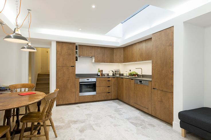 Family kitchen - Hackney
