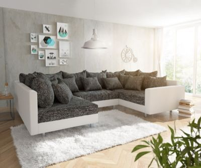 25+ beste ideeën over Wohnzimmer schwarz weiss op Pinterest - bilder wohnzimmer schwarz weiss