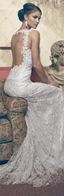 Shimon Dahan & Yona Ben Shushan's bridal collection 2013 ♥✤