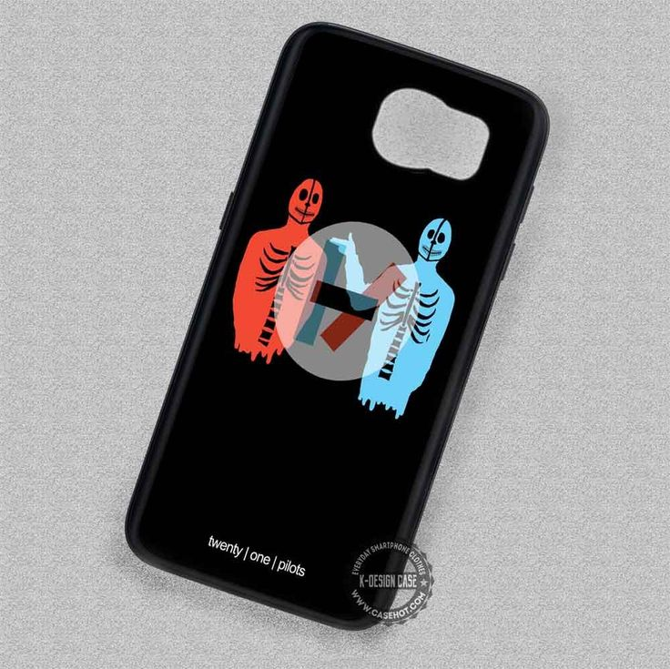 Music Twenty One Pilots Band Logo - Samsung Galaxy S7 S6 S5 Note 7 Cases & Covers