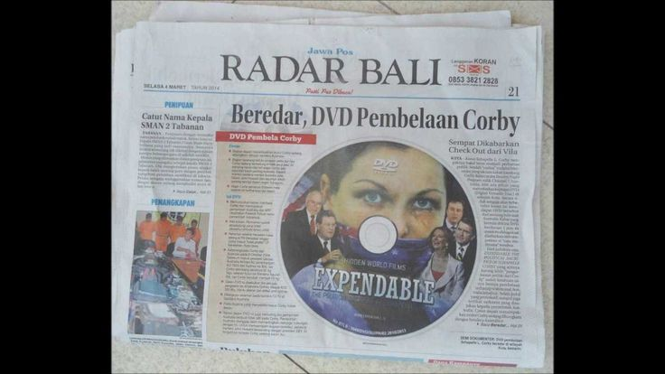 34 Tersembunyi Fakta - Schapelle Corby    www.expendable.tv  THE TIDAL WAVE OF TRUTH HAS HIT THE SHORES OF THE NATIONS.  THE FLOOD OF TRUTH WILL WASH OVER US ALL.  THOSE WITH BLOOD ON THEIR HANDS AND EVIL IN THEIR HEARTS WILL BE SWEPT UP TO DROWN IN THE DEPTHS OF THEIR OWN FILTH.]