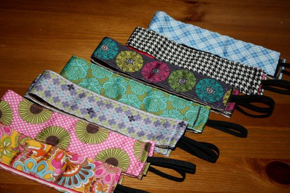 Non-Slip Running/Workout Headbands  amazing!  They don't slip at all during a workout!