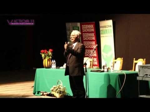 UKRYTE TERAPIE Niezwykłe właściwości WITAMINY C Jerzy Zięba Katowice 2014 - YouTube