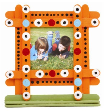Nicole™ Crafts - Craft Stick Frame