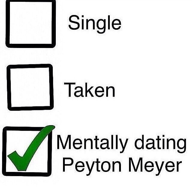 I love Peyton Meyer